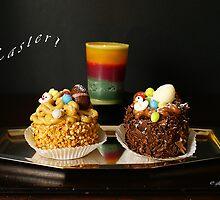Easter by Gilberte