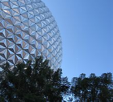 Disney World Epcot by tassieorbust