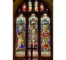 Window-All Saints Church-Hawnby Photographic Print