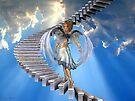 Angels .. Stairway to heaven by LoneAngel