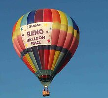 Reno Ballon Races by GLENARTZ