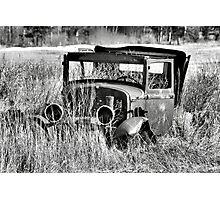 1930 Ford Model A Turon Sedan Photographic Print