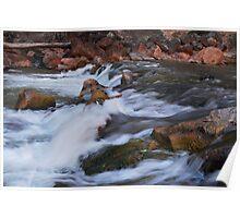 Water rush Poster