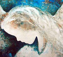 EN991 Angel Painting by ReneaL