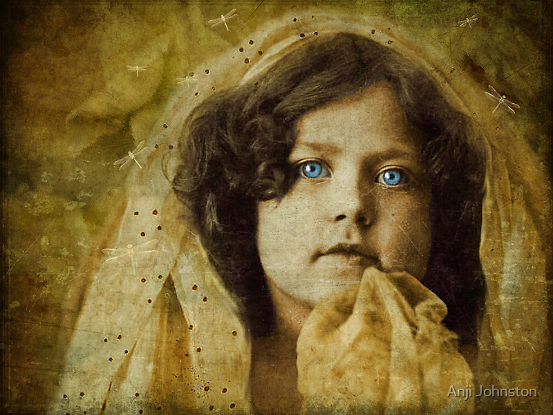 Monday's Child Is Fair Of Face by Anji Johnston