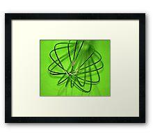 Vert Framed Print