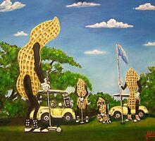 Nutz Bout Golf by artrme