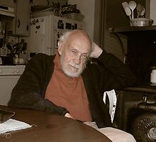 Retired Justice William Batchelder by Wayne King