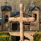 Santuario de Chimayo, Good Friday 2009 by Mitchell Tillison