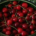 cherries by alixlune