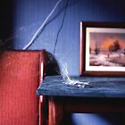 Hotel Room Cigarette by Chris Charalambous