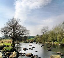 Ripples along the Duddon by clickinhistory