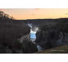 Letchworth State Park XIII Photographic Print