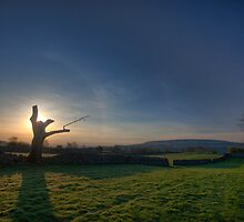 Yorkshire Sunrise by Paul Thompson Photography