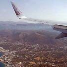 Heraklion From Above by Teresa Zieba