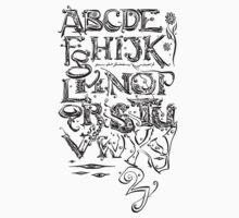 """'Alphabet"""" by Chris Goodwin"""