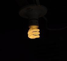Glowing bulb by TheKoopaBros