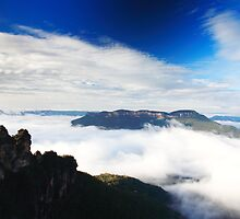 Awakening Beauty - Echo Point by Tatiana R