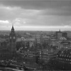 View From The London Eye by gracelace