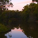 Sunset @ Dights Falls by arip