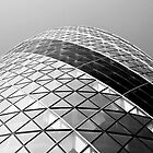 30 St Mary Axe by Kim Jackman