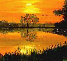 Pantanal by Wilson C. Monteiro