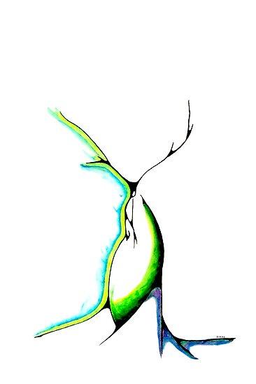 Green Man by Luke Brannon