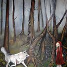 Little Red Riding Hood by Elle J Wilson