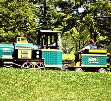Small Train by terrebo