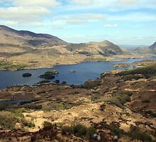 Killarney lakes 2 by John Quinn