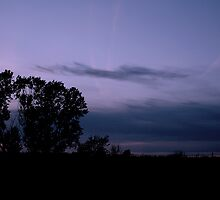 Purple sky by serj92