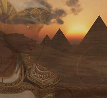 A Pharaohs Sunset by Dawnsky2