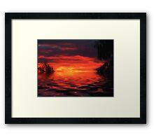 """""""Awakening! Framed Print"""