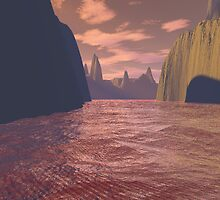 Blood Canyon by KirneH001