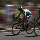 Lance Armstrong, Tour Down Under, 2009 by Cathy Cormack