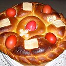 Easter cake by Ana Belaj