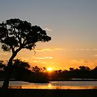 Sunset, Porongurup, Western Australia by Briarah1969