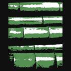 bamboo stripes-green by JDalkinator