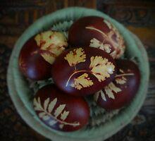 Karla's Corfu Greek eggs by fruitcake