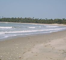Kundi Beach by AmyLou