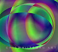 ( OUT OF TOUCH) ERIC WHITEMAN ART  by eric  whiteman