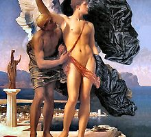 Icarus by Lord Frederick Leighton by troycap