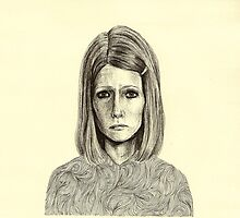Margot Tenenbaum by brettisagirl