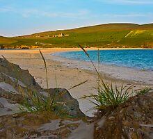 St Ninian's Isle, Shetland Islands, Scotland by Del419