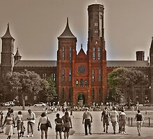 Smithsonian Institute. Washington DC by barmank