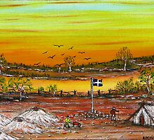 """Ned Kelly Prospector"" Original Now Sold by EJCairns"