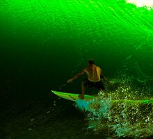 "GreenWave in the BaRReLL of DarKNeSS by Phineous ""Flash""   Cassidy"