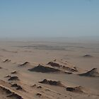 Iranian Desert by wudzys