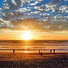 Cape Town Sunset by Roelene Carleton