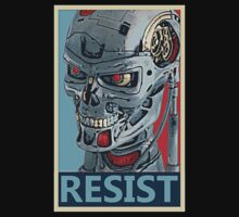 RESIST - Terminator Salvation by Brother Adam